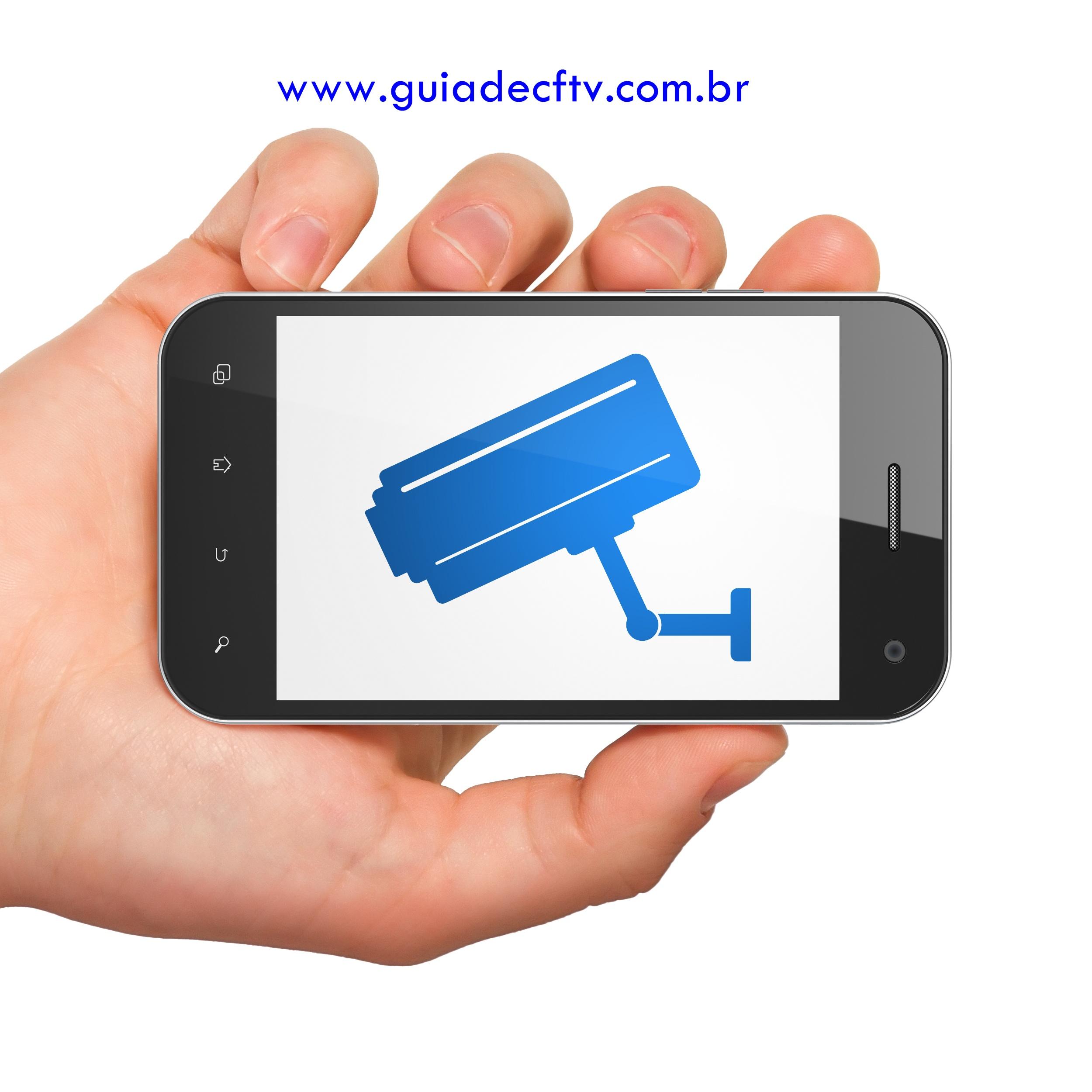 Aplicativo para Acesso remoto via Smartphone