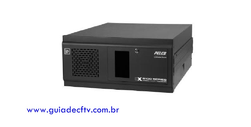 Gravador DX 8100 Pelco