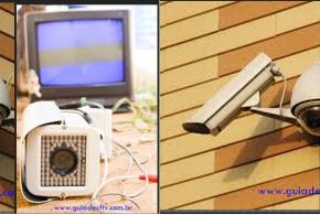 dicas cameras de seguranca com interferencia