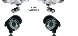 Dicas Câmeras Infravermelho com Listas Preta e Branca