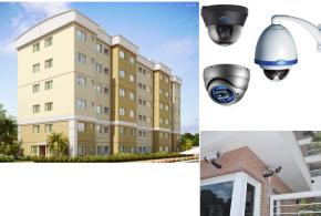 Dicas de Instalação de Câmeras de Segurança em Pequenos Condomínios