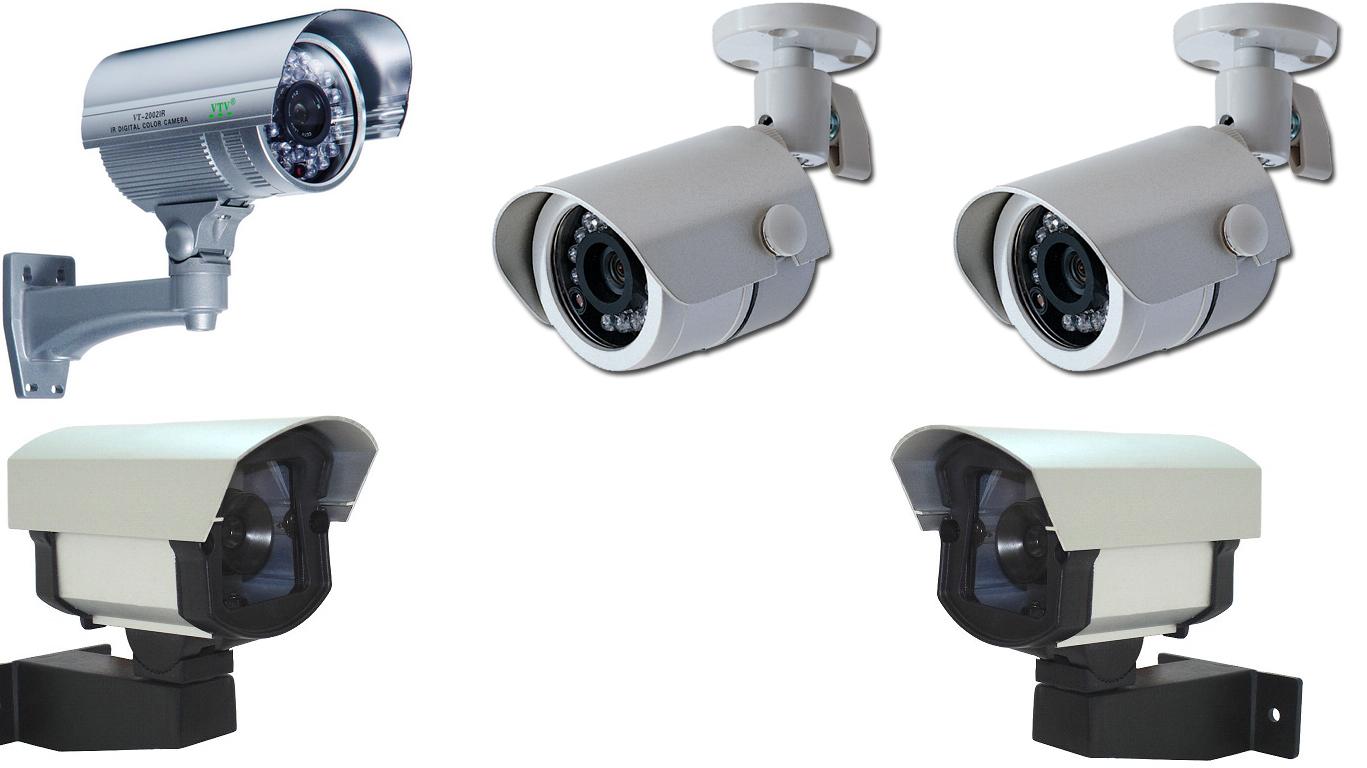 Quais as Melhores Marcas de Câmeras de Segurança CFTV