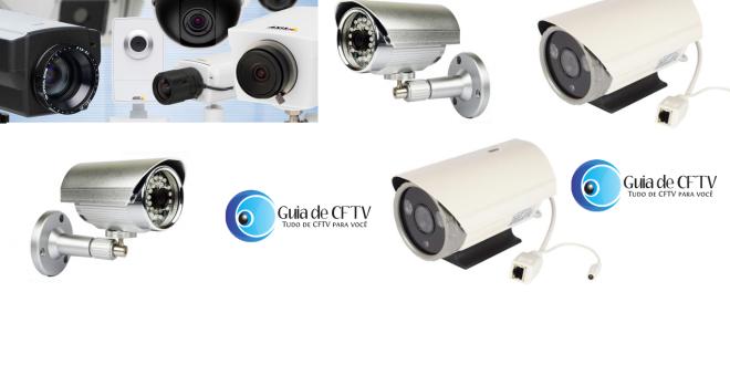 Dicas Sobre Câmeras IP Endereço de Rede Usuário e Senha