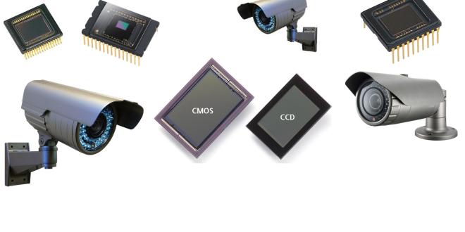 Qual a Diferença Entre CCD e CMOS
