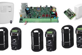 Falha Central de Alarme Intelbras CFTV