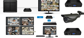 Synology Visualstation VS 360HD CFTV
