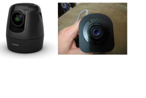 Câmera de Vigilância Noturna CFTV Canon