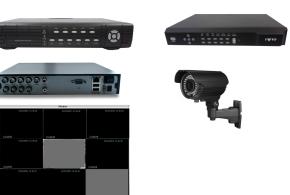 Falha DVR Ivio nao Exibe Imagem Cameras CFTV