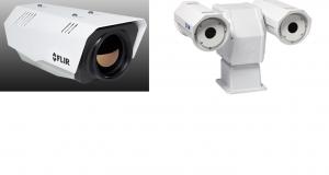 Câmera Térmica de Vigilância SérieFLIR FC ID