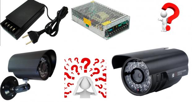 Como Escolher Fonte para Câmeras CFTV