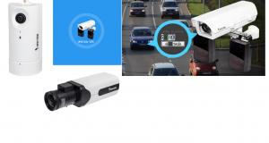 Câmera para Visualizar Placa de Carro