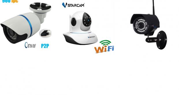 Configurar Câmera IP P2P CFTV