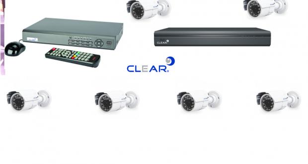 Procedimento para fazer Backup via USB DVR CLEAR 7016LH