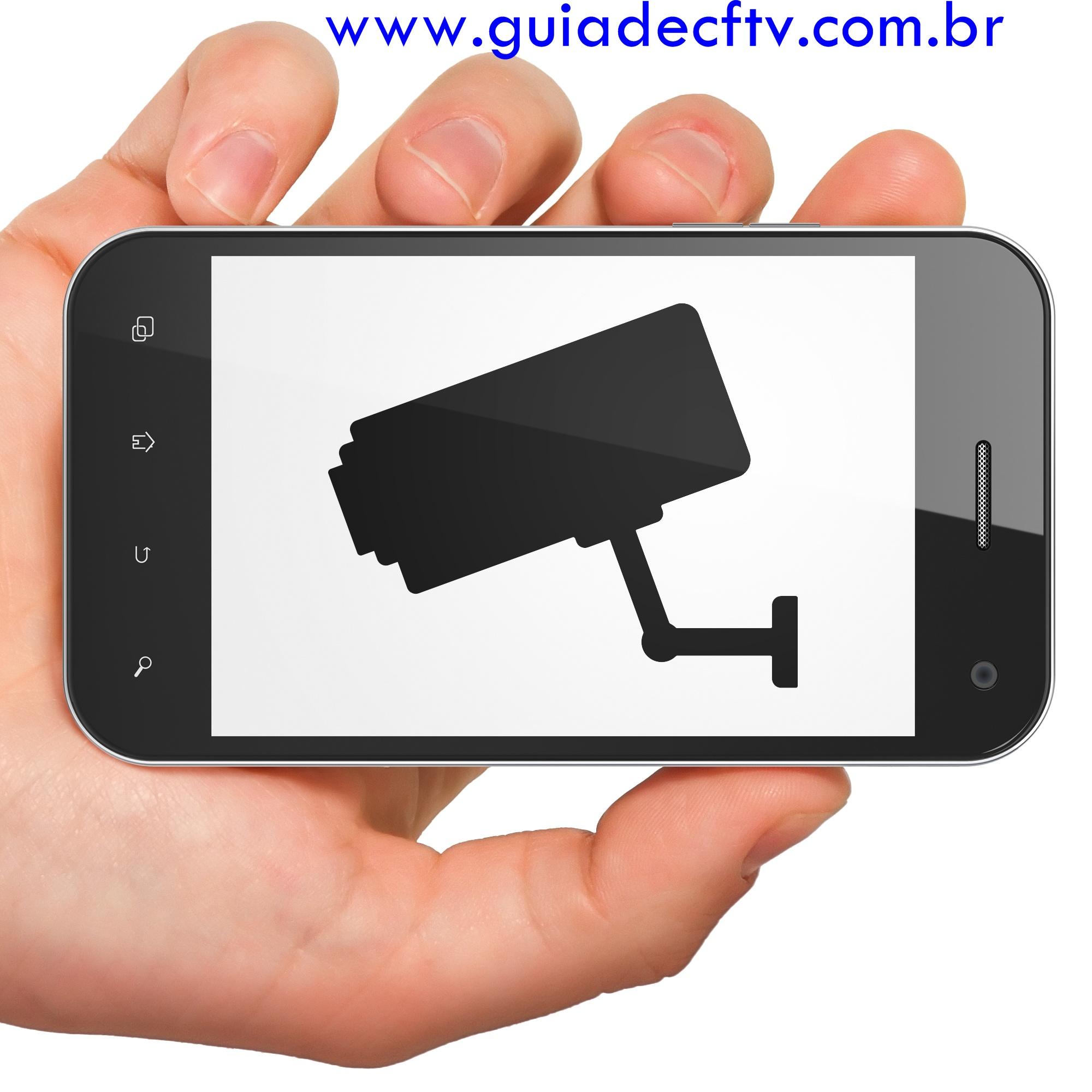 Aplicativo para Iphone GV-iview Câmera IP Geovision