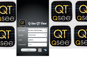 aplicativo android para acesso remoto dvr q-see