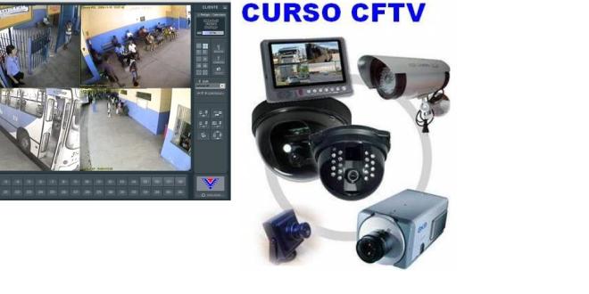 Cursos de Segurança Eletrônica CFTV Grátis