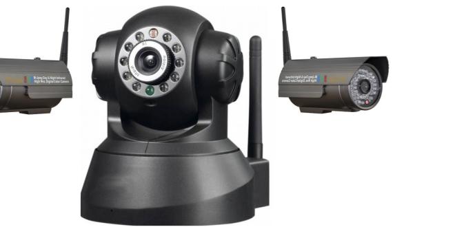 Dicas Câmeras IP Wi Fi