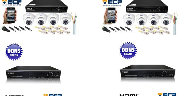 Dicas para Configurar DVR Stand Alone ECP