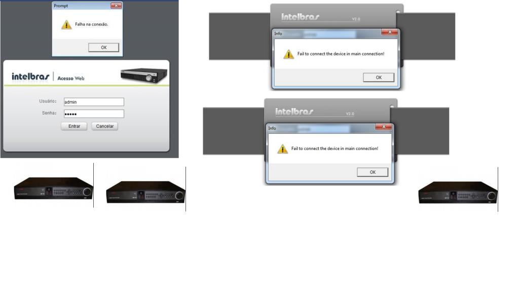 acesso remoto dvr intelbras no mac