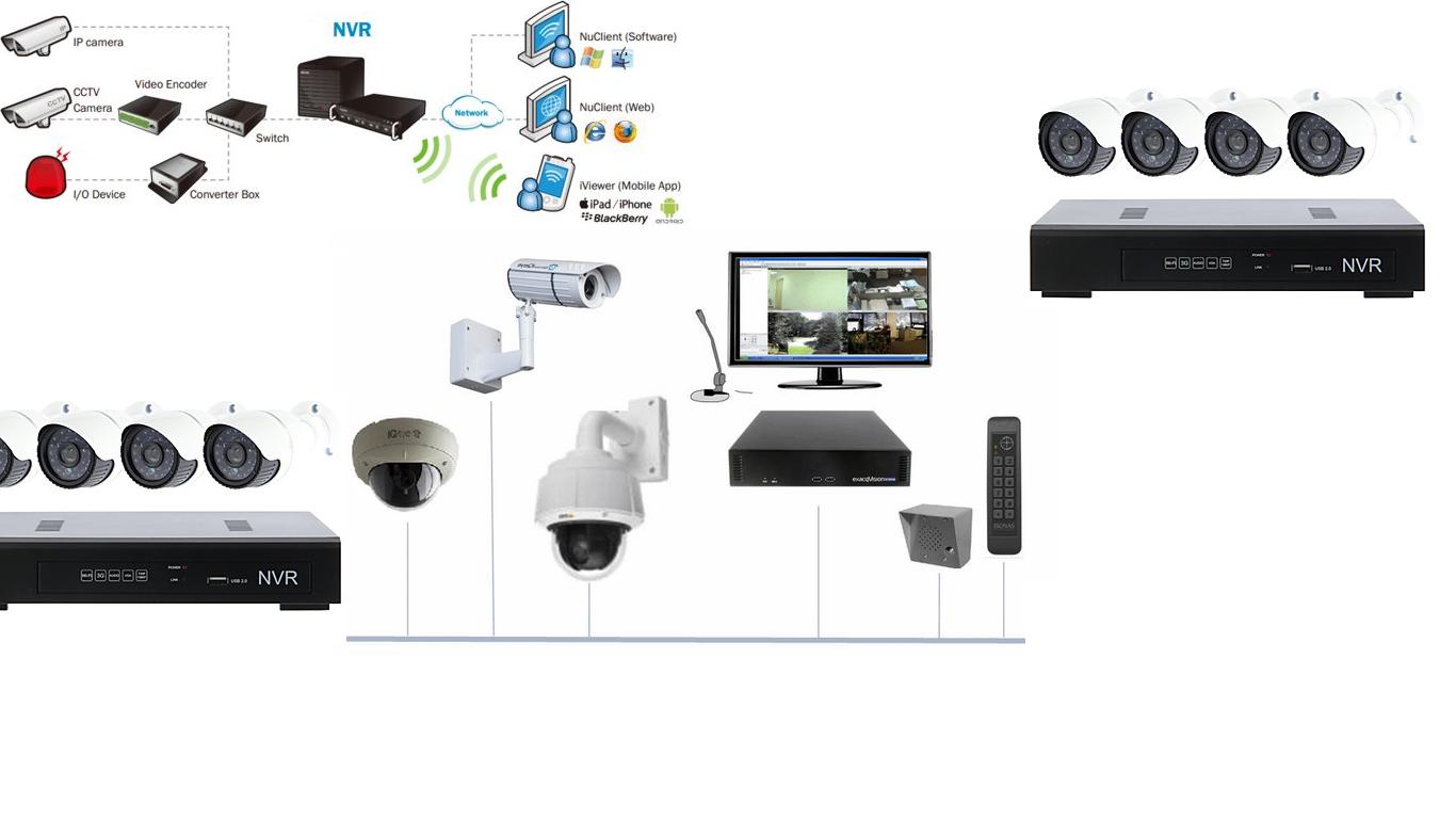 NVR não Detecta e não Visualiza Câmera IP na Rede