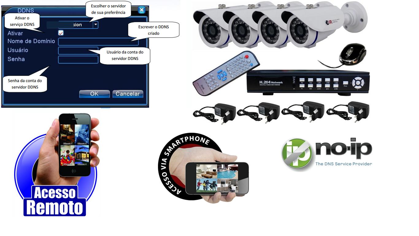 dicas para configurar dvr neocam acesso remoto rh guiadecftv com br
