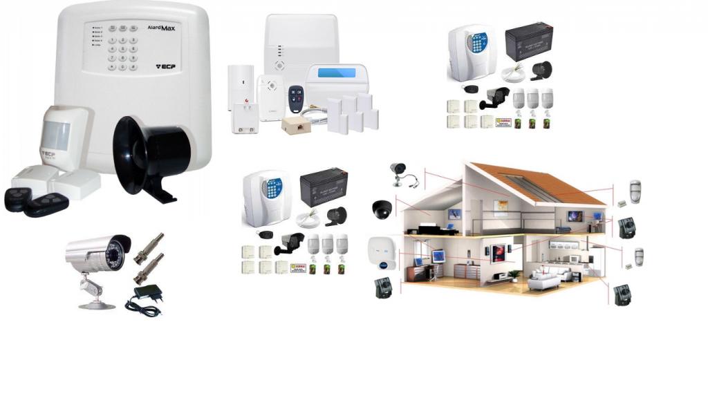Dicas para Escolher Alarmes Residenciais   Guia de CFTV 6f4c55e3d3